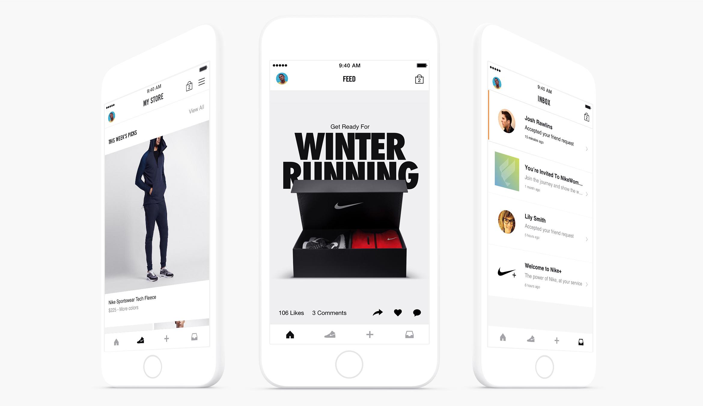 Husam Elfaki › Nike App