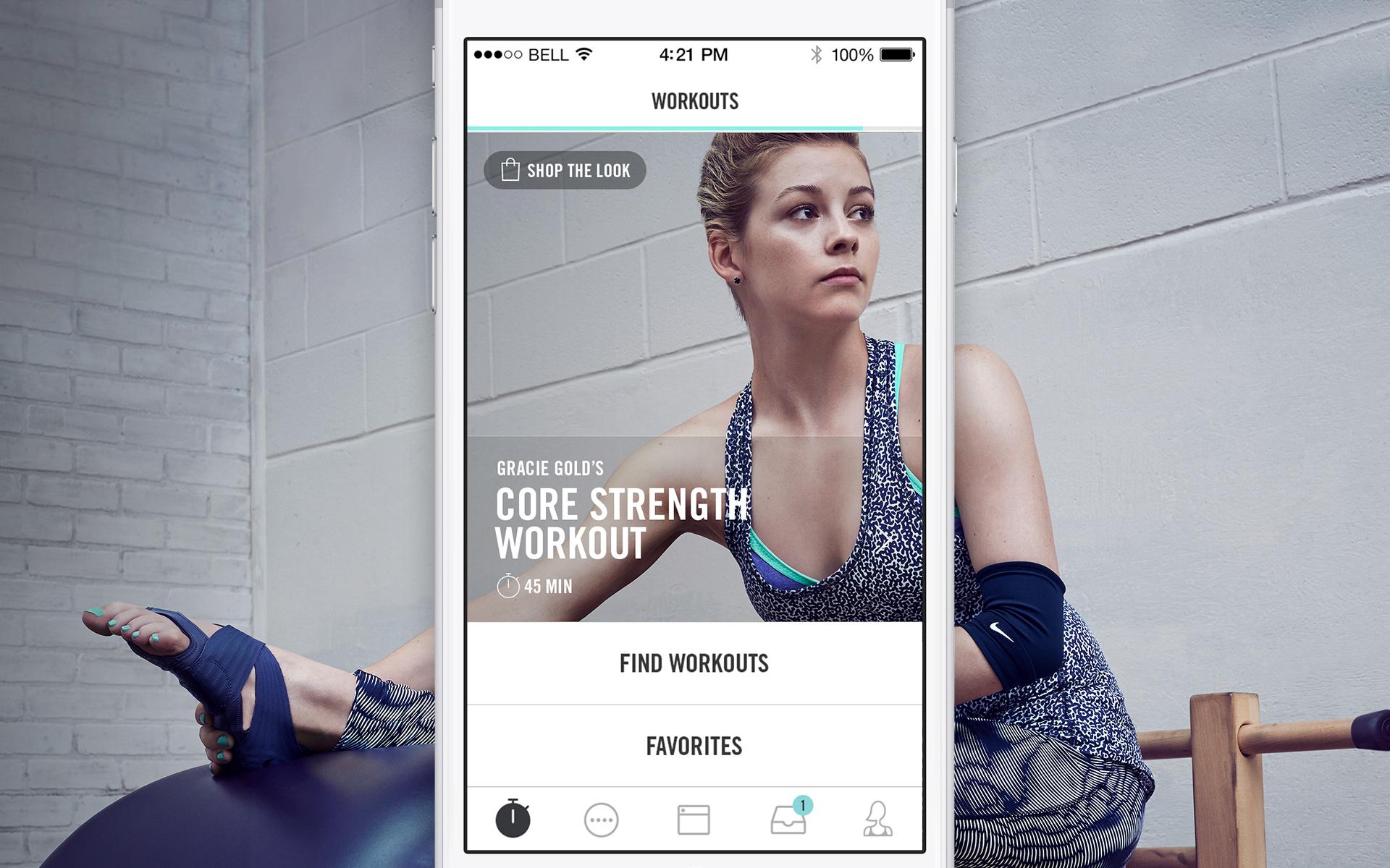 Nike+ Training Club 4.0